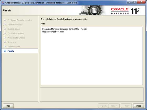 oracle_install_step8