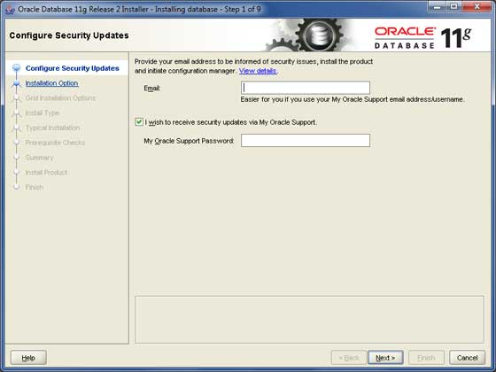 oracle_install_step1